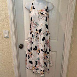 NWOT Feminine Floral Dress For Easter